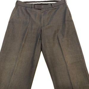 Perry Ellis Charcoal grey slacks. 34x32